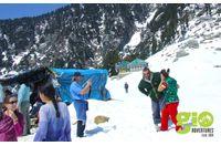 Snow  Trek: Triund