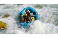 High Action Rafting:  Alaknanda + Upper Alaknanda (3 Days)