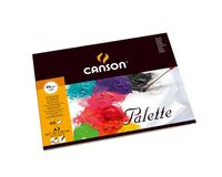 Canson Palette 95 GSM A3 Pad of 40 Smooth Grain Sheets