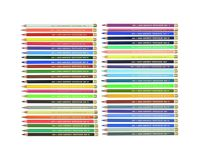 Koh-I-Noor Polycolor Artist's Coloured Pencils - Assorted - Set of 48