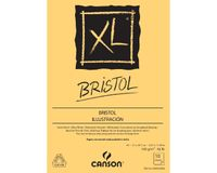 Canson XL Bristol 180 GSM A4 Pack of 10 Extra Smooth Sheets