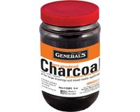General's Powdered Charcoal - Rich Black