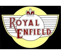 Signage - Royal Enfield