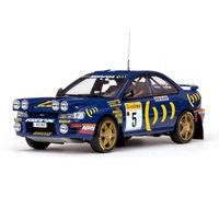 Subaru Imprezza 555 #5 Monte Carlo 1995