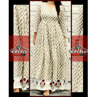 Casual Anarkali Dress