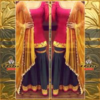 Ethnic Sharara Dress