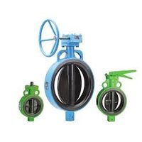 L&T Butterfly valve ADWK R2Q/2IWNGSG 450 mm