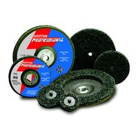 Norton Professional 4 inch Rapid Strip Discs 100 x 13 x 16