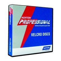 Norton Professional Velcro Discs 5 inch  Grit 100