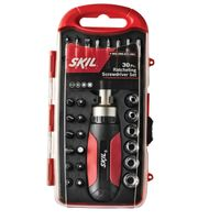 Bosch-Skil 36 piece mini T handle Set