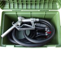 Emiliana Serbatoi Diesel Kit  Fitted with Battery Electro Pump.