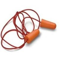 Karam EP02A Corded disposable Ear plug with Cotton thread (Standard Packing)