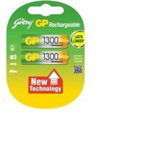 Godrej AA 1300mAh Low Self Discharge Rechargeable Batteries