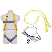 Karam PN18 Full body harness with two chest d- rings