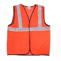 Reflective Safety Jacket with 2 inch radium tape