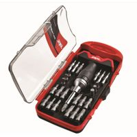 Bosch-Skil 28 pc T handle set