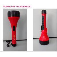 Godrej LED torch with battery GODREJ ThunderBolt
