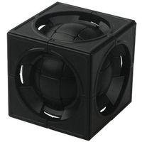 FangShi LimCube Deformed 3x3 Centrosphere Black