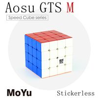 MoYu AoSu GTS M 4x4 Stickerless