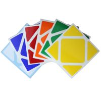 Cubicle Skewb Standard Sticker Set 57mm-MoYu
