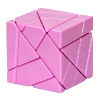 Ghost Cube Pink
