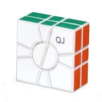 QJ 2 Layer Super Square-1 White