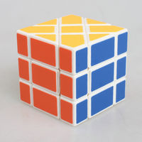 YJ Fisher Cube White
