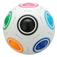 YJ Rainbow Football cube