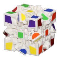 Cubelelo Gear Cube 3x3 v1 White