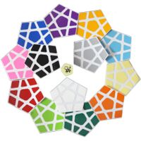 DaYan Megaminx Sticker Set