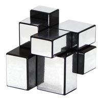 FangGe Mirror Cube 2x2 Silver