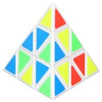 FanXin Pyraminx White