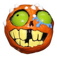 Mad Hedz 2x2 puzzle - Crazy Pumpkin Skull