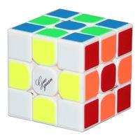 MoYu GuoGuan YueXiao 3x3 White