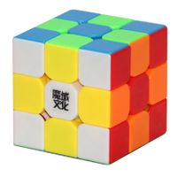 MoYu HuaLong 3x3 Stickerless Bright