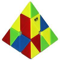 QiYi MoFanGe Pyraminx Stickerless