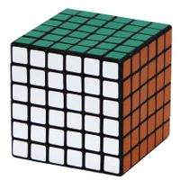 ShengShou 6x6 Cube Black