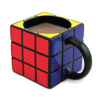 Rubik Cube Coffee Mug