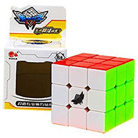 Cyclone Boys Mini 3x3 Stickerlesss (40mm)