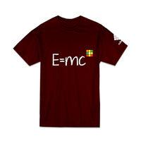 Cubelelo Relativity T-Shirt (Maroon)