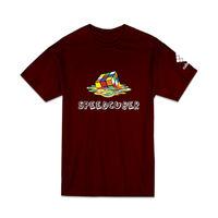 Cubelelo Speedcuber T-Shirt (Maroon)