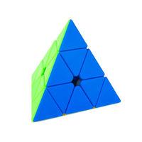 MoFangJiaoShi Pyraminx Stickerless