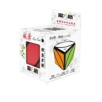 QiYi Ivy Maple Leaf Cube Black