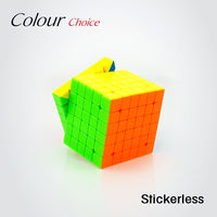 MoYu WeiShi GTS 6x6 Stickerless