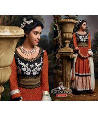 Sizzle in Asin Anarkali Dress