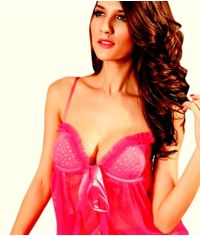 Pink Fancy Nightwear