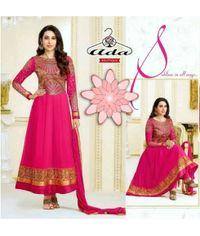 Karishma Pink Anarkali Dress