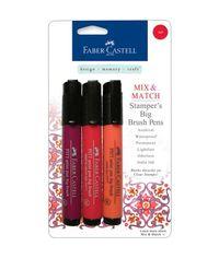 Red -  Big Brush Pen