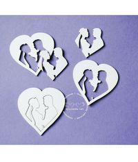 On The Wedding Day - Hearts
