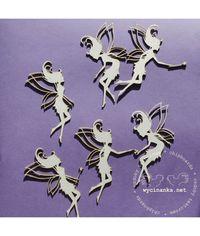 Fairies, 7.5 cm